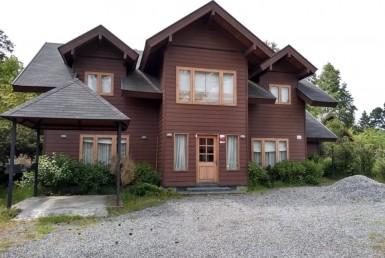 Casa entre Villarrica a Pucon con acceso privado a playa